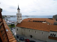 Top of the Tops Center Apartments - Apartment with Sea View (4 adults) - apartments split