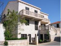 Vila Jasna - Apartment mit 3 Schlafzimmern und Terrasse - Supetar