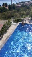 Villa Croned - Apartment mit 1 Schlafzimmer und Terrasse - Ferienwohnung Mastrinka