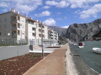 Apartment Andjelko - One-Bedroom Apartment with Balcony and River View - omis apartment for two person