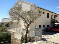 Apartments Cacija - One-Bedroom Apartment with Sea View (2 Adults) - Okrug Gornji