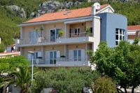 Apartments Antonio - One-Bedroom Apartment with Balcony and Sea View - Blato
