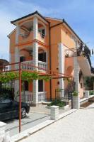 Villa Brksi - Apartman s 1 spavaćom sobom s balkonom - Sobe Nova Vas