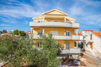 Guest House Ana Residence - Double Room with Terrace and Sea View - zadar rooms