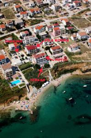 Hotel Biser - Chambre Double - Vue sur Mer - Chambres Pag