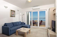 Adriatiko Apartmants - Duplex Two-Bedroom Apartment with Balcony - Postira