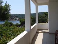 Guest House Pure Nature Nečujam - Apartman s pogledom na more - Necujam