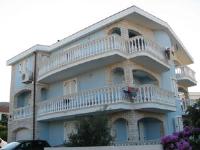 Apartments Golubić - Apartment mit 2 Schlafzimmern, Terrasse und Meerblick - Sveti Petar