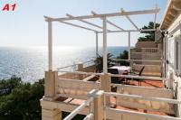 Apartments Mare - Apartment mit 1 Schlafzimmer und Meerblick - Gorica