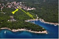 Apartments Josip - Appartement 1 Chambre avec Balcon et Vue sur Mer - Potok