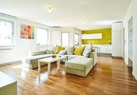 Downtown View - Apartment mit 1 Schlafzimmer und Meerblick - Rijeka