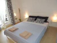 Apartment and Rooms Tamaris - Dvokrevetna soba Comfort s bračnim krevetom s balkonom - Sobe Malinska