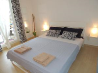 Apartment and Rooms Tamaris - Chambre Double Confort avec Balcon - Chambres Malinska
