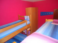Party Traveller Hostel - Bed in 4-Bed Dormitory Room - Rooms Novalja