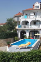 Villa Angela - One-Bedroom Apartment with Terrace - Houses Poljane