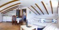 Apartments Eveleni - Apartment mit Meerblick - Ferienwohnung Pjescana Uvala