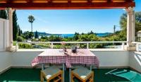 Haus Sonne - Studio s balkonom i pogledom na more - Trsteno