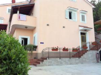Apartments Vunić - Apartment mit 2 Schlafzimmern, Terrasse und Meerblick - Kraj