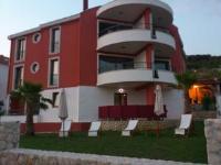Villa Sv. Petar - Apartman s 2 spavaće sobe s balkonom i pogledom na more - Sveti Petar u Sumi