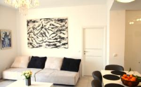 Apartment Chic Ploce - Three-Bedroom Apartment - Apartments Ploce