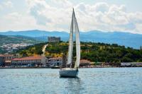 Hotel Art - Chambre Double - Vue sur Mer - Chambres Senj