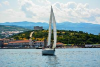 Hotel Art - Double Room with Sea View - Rooms Senj
