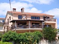 Villa Lina - Studio s balkonom i pogledom na more - Apartmani Icici