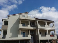 Apartments Relax - Two-Bedroom Apartment with Sea View - apartments in croatia