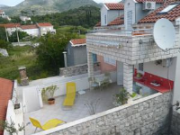 Apartments Lovorika - Double or Twin Room with Terrace - Rooms Slano