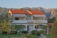 Apartments Punta - Apartment mit 1 Schlafzimmer, Terrasse und Meerblick - Ferienwohnung Seline