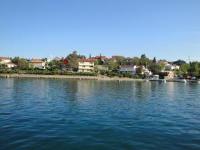 Apartment Dražen - Apartment mit 3 Schlafzimmern sowie einer Terrasse und Meerblick - Ferienwohnung Silo
