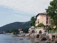 Apartments Villa Florida - Apartment mit 1 Schlafzimmer, Terrasse und Meerblick - Ferienwohnung Icici