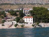 Apartments Kalebić - Appartement 1 Chambre avec Balcon et Vue sur Mer - Appartements Dugi Rat