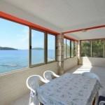 Apartments Gabrijela - Three-Bedroom Apartment with Terrace and Sea View - Blato