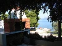 Leonida Apartments - Studio mit Terrasse und Meerblick - Ferienwohnung Drace