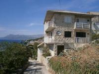 Apartments Maria - Studio avec Terrasse et Vue sur la Mer - Povlja