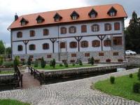 Hotel Gacka - Dreibettzimmer mit Bad - Zimmer Plitvica Selo