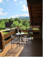 Plitvica Lodge - Standard Double Room with Patio - Plitvica Selo