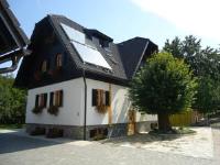 Pansion House Prijeboj - Dvokrevetna soba s bračnim krevetom - Sobe Jezera
