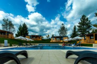 Resort Turist Grabovac - Wooden House - island brac house with pool