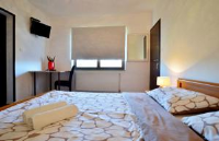 4Seasons Guest House - Chambre Double - Chambres Grabovac