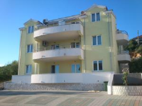 Apartments Vrania - Two-Bedroom Apartment with Balcony and Sea View - Seget Vranjica