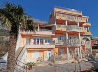 Apartments Villa Flamingo - Two-Bedroom Apartment with Balcony and Partial Sea View - apartments makarska near sea