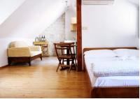 House Ivancic - Studio mit Stadtblick - Haus Trogir
