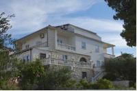 Villa Misura - Trokrevetna soba s balkonom i pogledom na vrt - Splitska