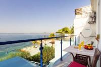 Beach Guesthouse Mediteran - Chambre Double avec Balcon - Chambres Podstrana
