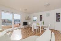 Apartments Dante Domus Aurea - Apartment mit 2 Schlafzimmern - Gartenblick und Balkon - Ferienwohnung Milna