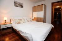 Summer Beach Apartments - Apartment mit 1 Schlafzimmer und Meerblick - Ferienwohnung Makarska
