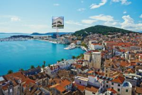 Apartments San - Two-Bedroom Apartment with Terrace - apartments in croatia