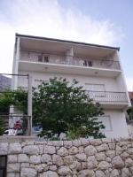 Apartments Ivka - One-Bedroom Apartment with Sea View - omis apartment for two person